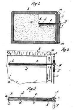 Datieren der englischen Patentnummern