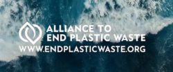 Logo: Alliance to end plastic waste
