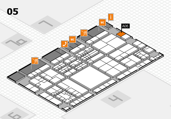 K 2016 Hallenplan (Halle 5): Stand A06