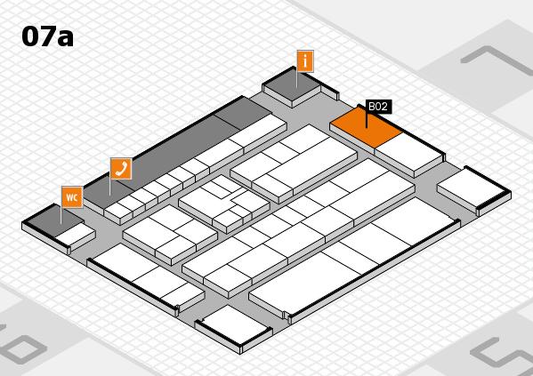 K 2016 Hallenplan (Halle 7a): Stand B02