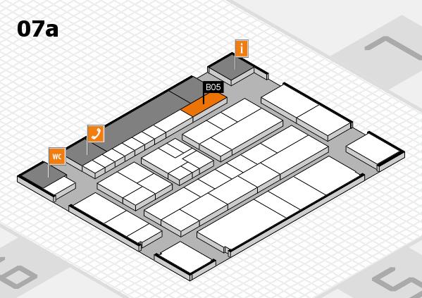 K 2016 Hallenplan (Halle 7a): Stand B05