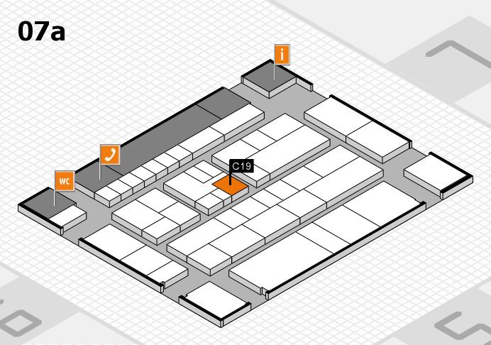 K 2016 Hallenplan (Halle 7a): Stand C19