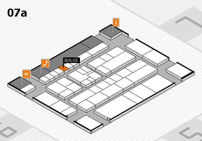 K 2016 Hallenplan (Halle 7a): Stand B26-05