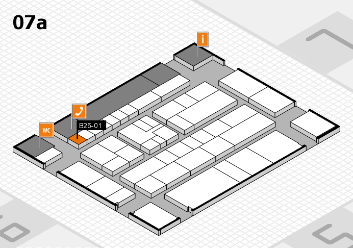 K 2016 Hallenplan (Halle 7a): Stand B26-01