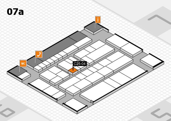 K 2016 Hallenplan (Halle 7a): Stand C25-04