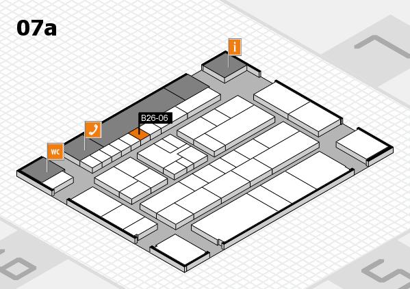 K 2016 Hallenplan (Halle 7a): Stand B26-06