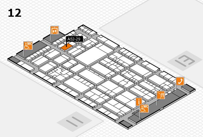 K 2016 Hallenplan (Halle 12): Stand A52-29