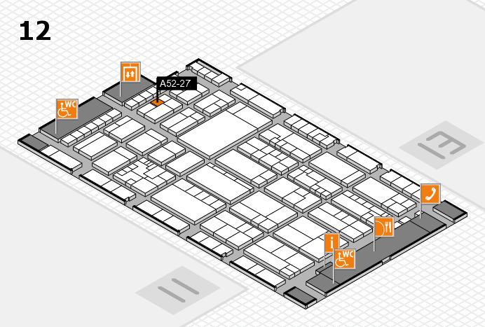 K 2016 Hallenplan (Halle 12): Stand A52-27