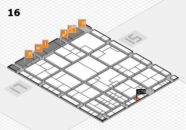 K 2016 Hallenplan (Halle 16): Stand C79