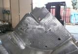 Steel sheet moulds