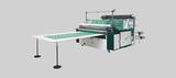 Tensionless thick gauge bottom seal bag making machine