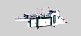 Multi line bag making machine + heat slitting system