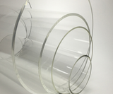 CAST ACRYLIC CLEAR TUBES