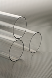 POLYCARBONATE CLEAR TUBES