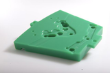 Individual plastic parts made by Wefapress