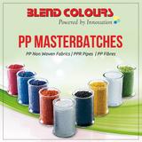 Polypropylene Masterbatches