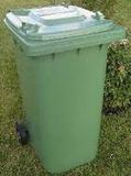 wastebin 240lt