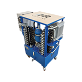 iHR temperature control units pneumatic and hydraulic control units for the management of systems with obturation injection