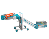 N-CPST Conveyor with paddle separator