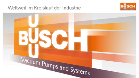 Busch Unternehmenspräsentation