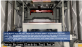 Tool Table Electric