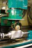 Sharpening milling cutters / rotors / strand pelletizers