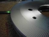 Pulverizer disk
