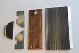 Overview scraper knives melt filters