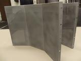 Hardened dryer screen