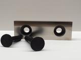 Schreddermesser und Schrauben