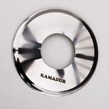 Circular Dished knives polished