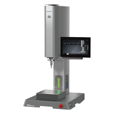 NC iSONIC with pneumatic sliding table