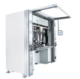 ECOFLEX iSONIC – Compact Welding Cabin with exchangeable Tool Cassette