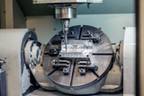 Sophisticated 5 axis technology