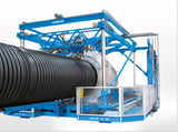 Water-cooled corrugators - Large-sized UC 1800