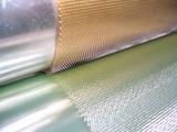 Aluminium-Perforation