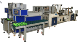 Automatic bag making Specialized Sac a poche BFM srl