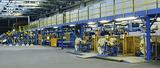 Anlagen zur Herstellung von Reifenkomponenten