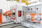 BS/R BELLING MACHINES FOR PIPES, FITTINGS, DOUBLE-SOCKETS