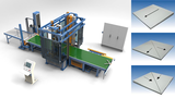 STYRODESIGN contour- and sheet cutting systems