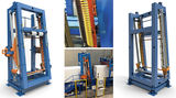 Foamline cutting frames with auto wire setting - can retro fit your old line!