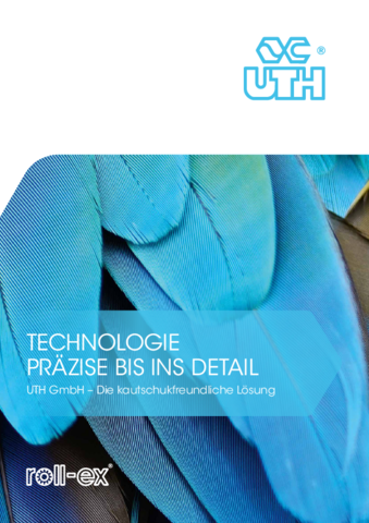 UTH Imagebroschüre DE