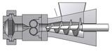 roll-ex® Doppelschnecken-Extruder