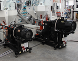ABA type blown film machines