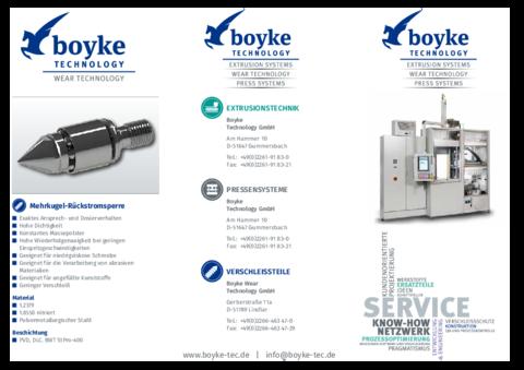 Boyke Gruppe Portfolio Flyer DE min