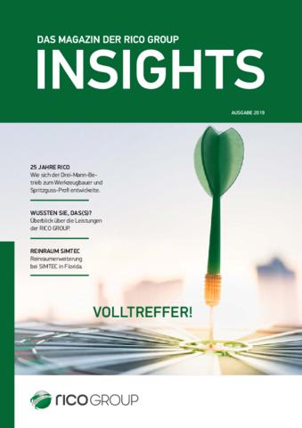 RICO GROUP Magazin Insights deutsch