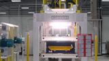 plastics moulding presses