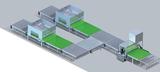 gluing machine production line