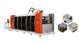 CM-80 Thermoforming Machine