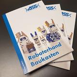 Neuer ASS Roboterhand Baukasten Katalog 10/2019